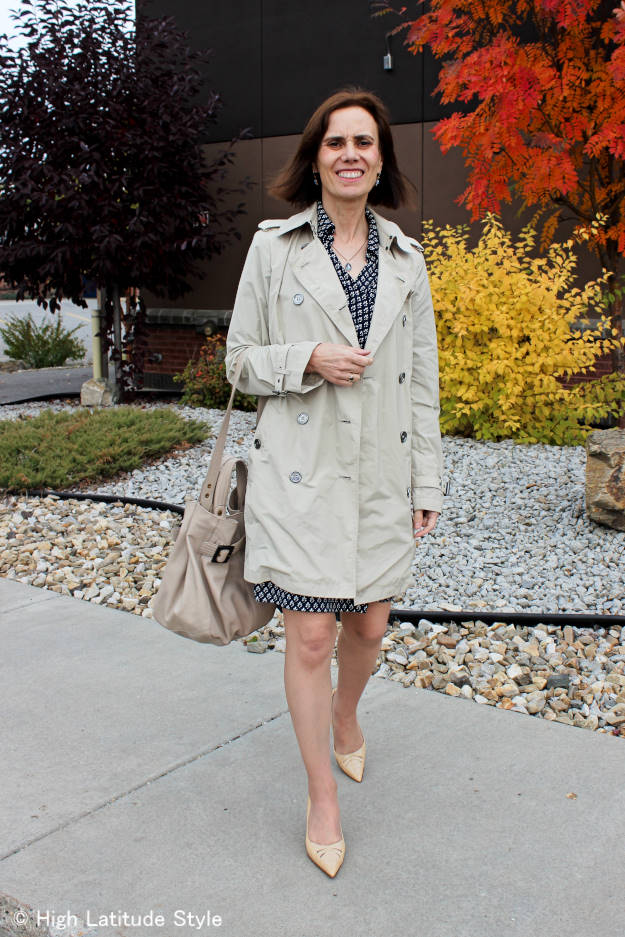 #fashionover50 What to wear as a female scientists