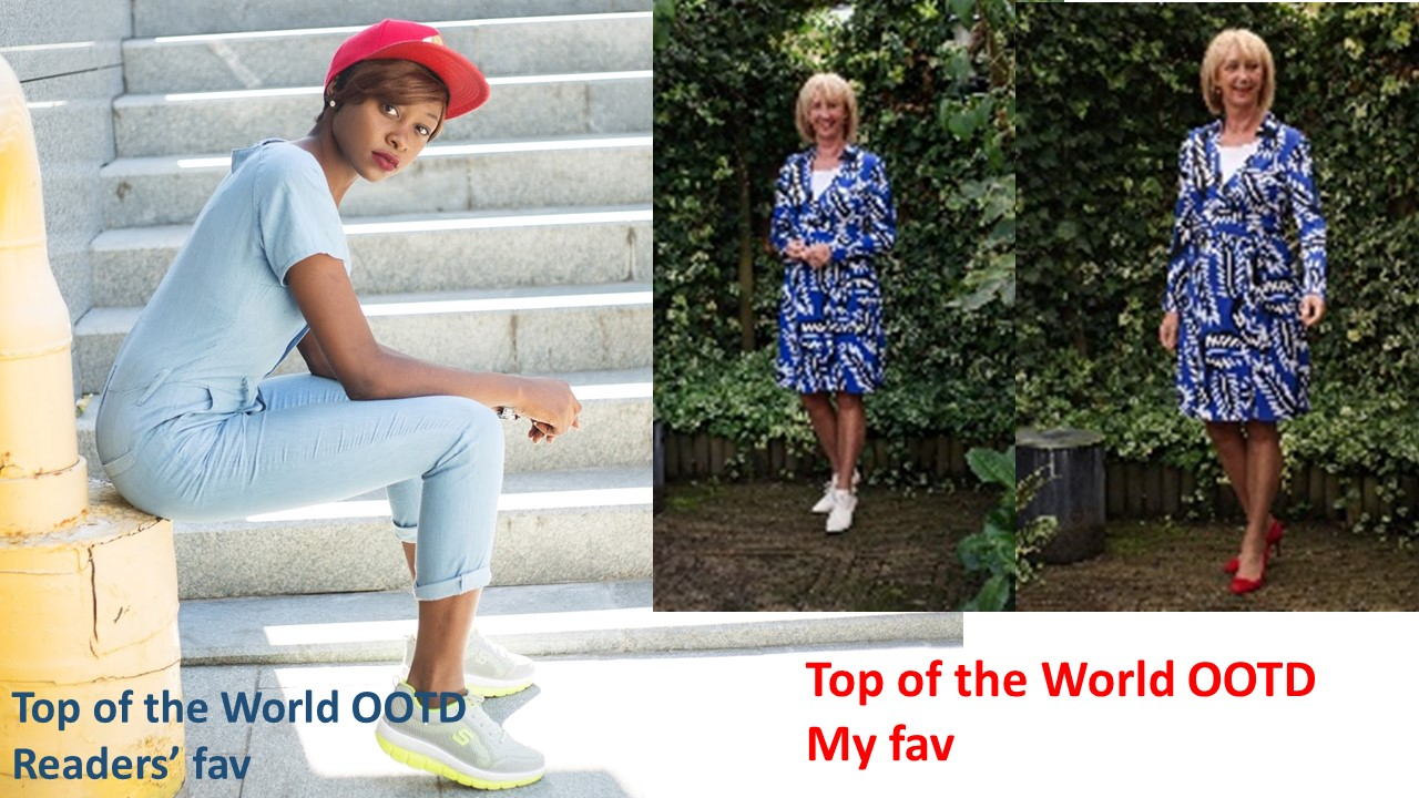 #fashionover40 #fashionover50 Winner of the titles Top of the World Style OOTD at the weekly Top of the World Style fashion #linkup party @ High Latitude Style @ http://www.highlatitudestyle.com