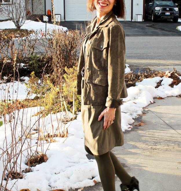 #fashionover40 #fashionover50 What to wear when you are short-waisted @ High Latitude Style @ http://www.highlatitudestyle.com