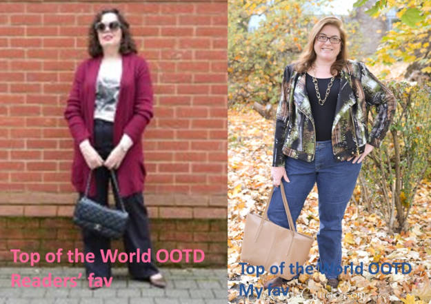 Winners of the Title Top of the World OOTD