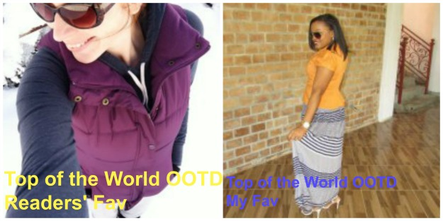 #linkup #fashion Top of the World Style linkup party every Thursday - winner of the titles Top of the World OOTD @ High Latitude Style @ http://www.highlatitudestyle.com