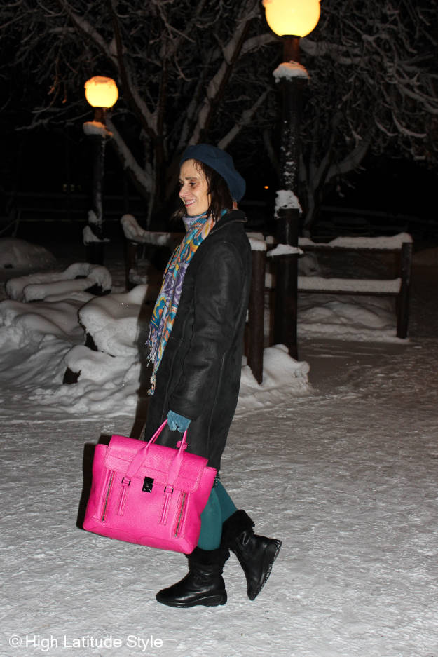 fashion over 50 styling inspiration coat @ http://www.highlatitudestyle.com