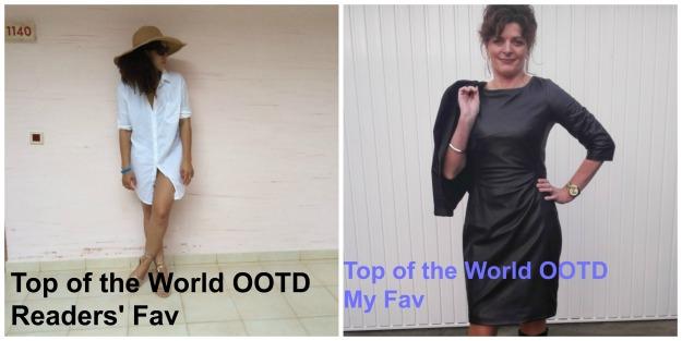 Top of the World OOTD Readers' Fav Jordan and My Fav Nancy