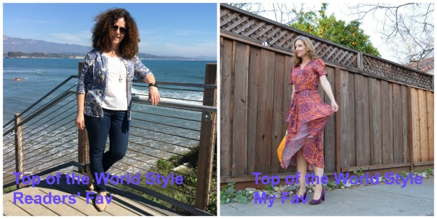#linkup party Top of the World Style OOTD