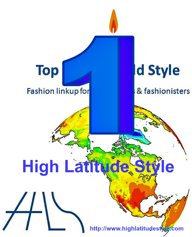 Top of the World Style fashion linkup party every Thursday