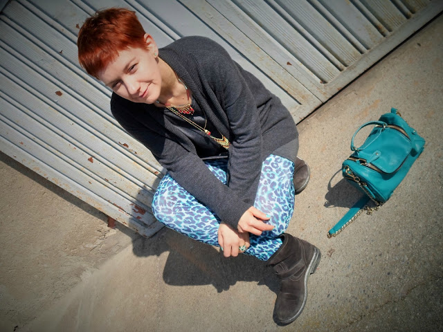 linkup Top of the World OOTD Alexandra of Funky Jungle