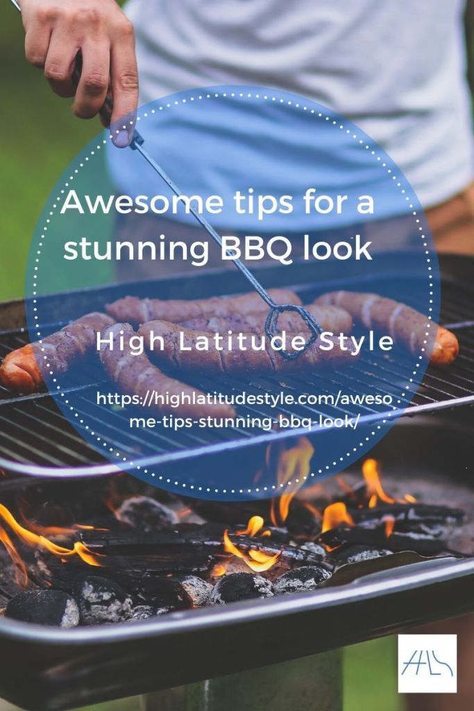 Awesome tips for a stunning BBQ look