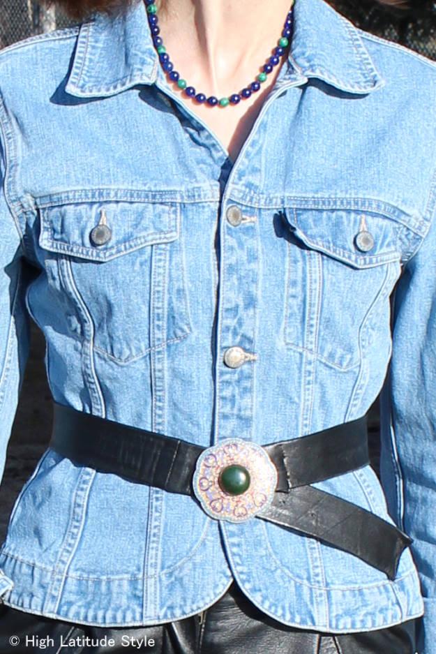 details of belt