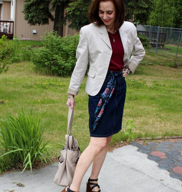 #Musse&Cloud #fashionover40 Malena strappy sandal review