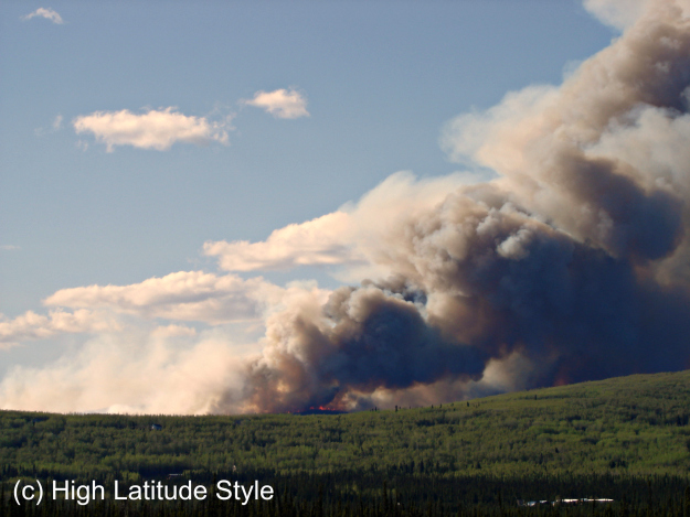 #FocusAlaska wildfires and air quality in Interior Alaska