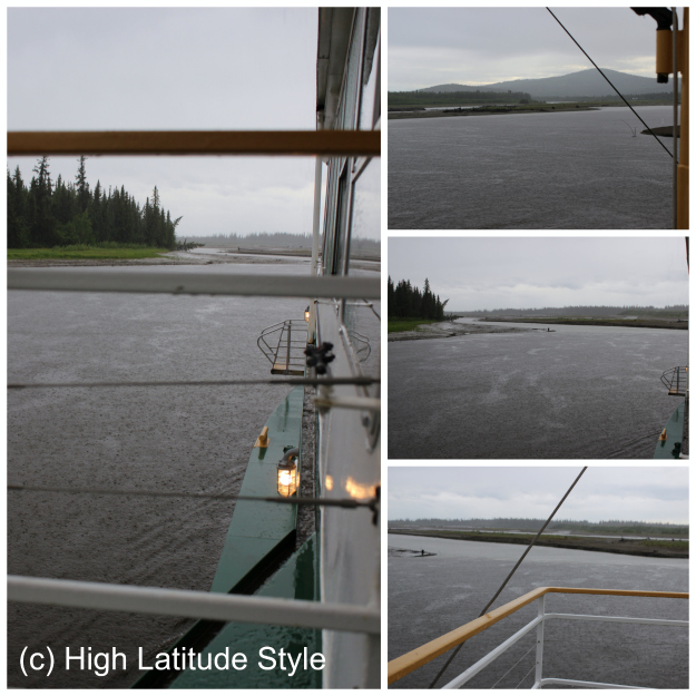 #FocusAlaska every Monday on High Latitude Style  - Chena and Tanana rivers