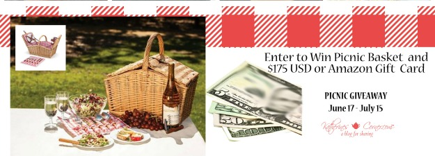 #Picnic #Giveaway basket and $175 giftcard @ http://wp.me/p3FTnC-4XY