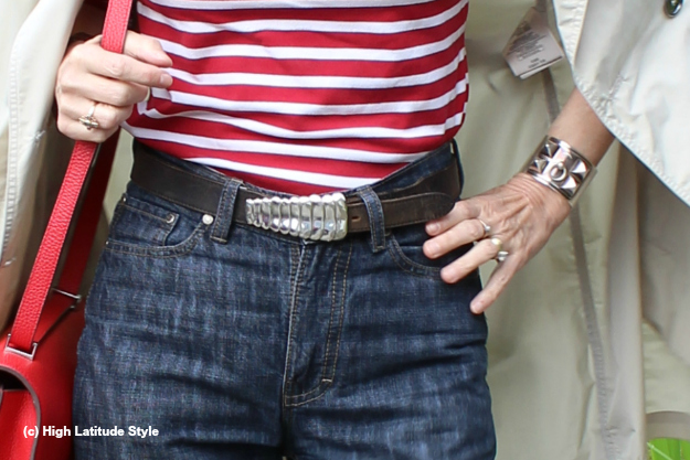 #accessories belt buckle details
