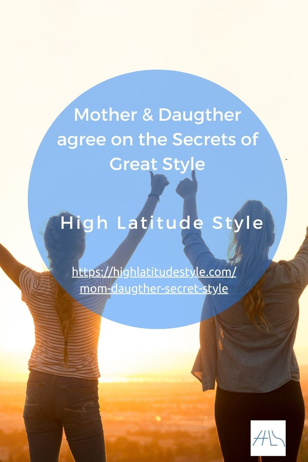 You are currently viewing Mom & Daughter Bloggers Agree on the Secrets of Great Style