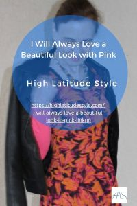 Read more about the article I Will Always Love a Beautiful Look with Pink