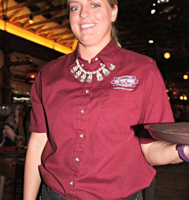 #styling stylish waitress