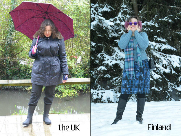 #fashionover40 woman in winter outfits