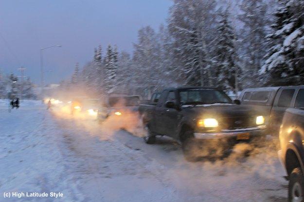 #Alaska #travel dark nights after school