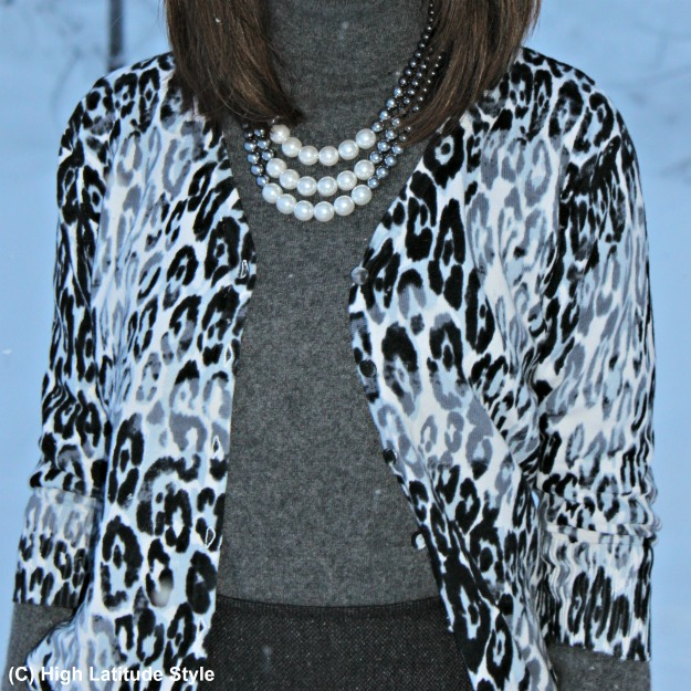 Uno Alla Volta glass pearl necklace