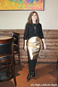 Joined Thursday Fashion Files and Top of the World Style linkup party