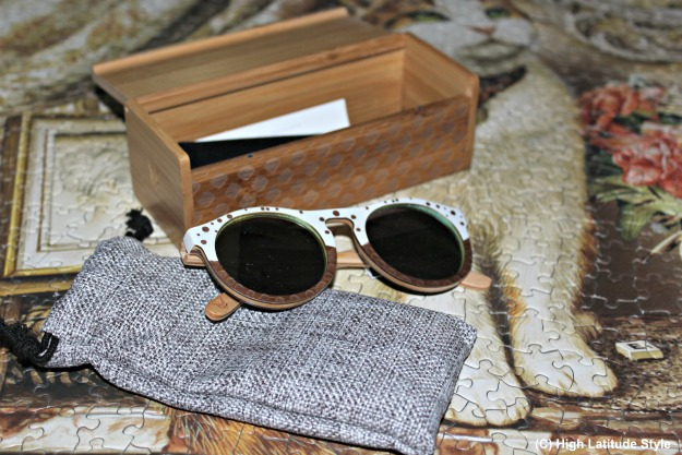 Review of Winkwood sunglasses