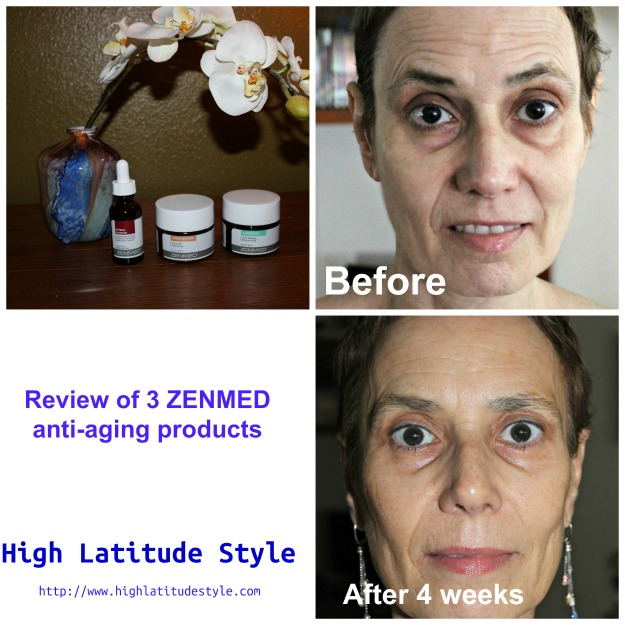 ZENMED #review before-after and product photos