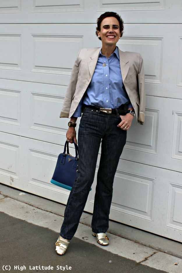 fashion over 40 business casual
