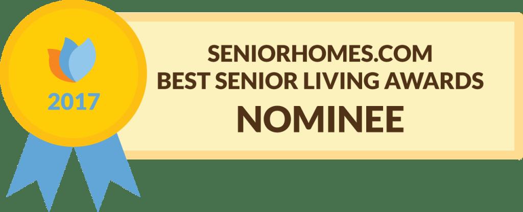 High Latitude Style nominated Best Senior Fashion Blog