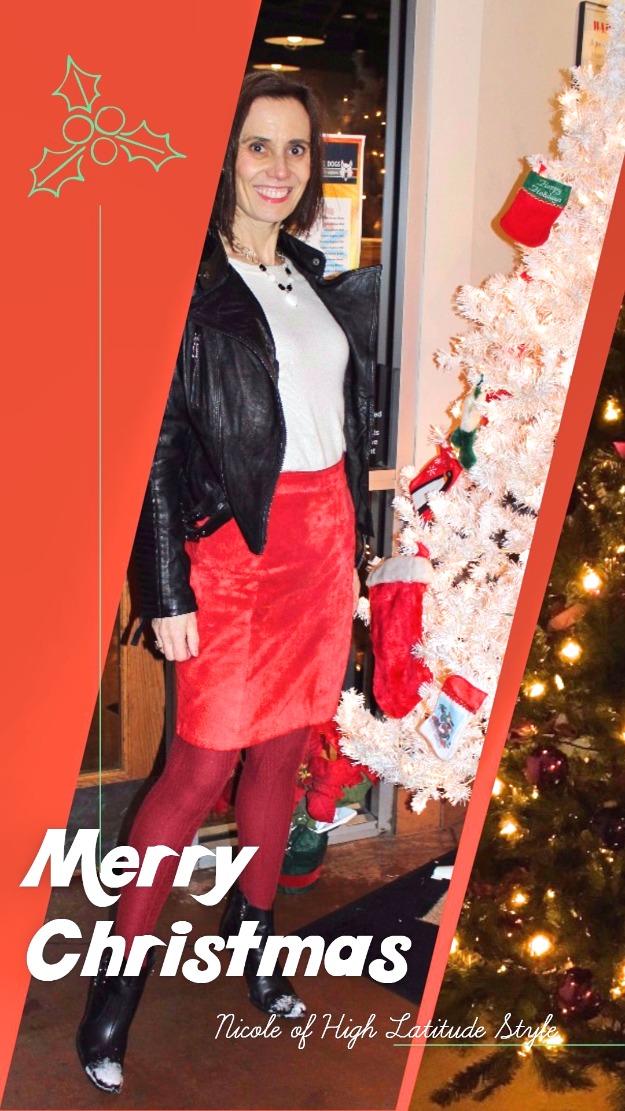 #HighLatitudeStyle #fotor Christmas Greeting card