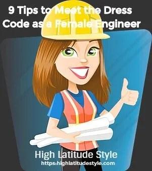 #femaleengineer #dresscode how to meet the dress code as a female engineer
