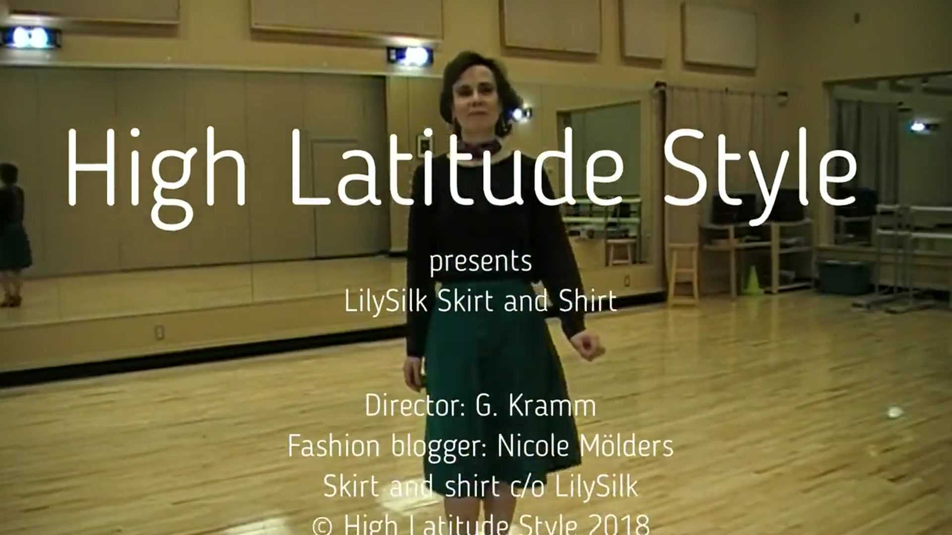 High Latitude Style presents Lilysilk