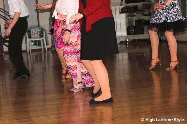 #Alaska Fairbanksans line dancing