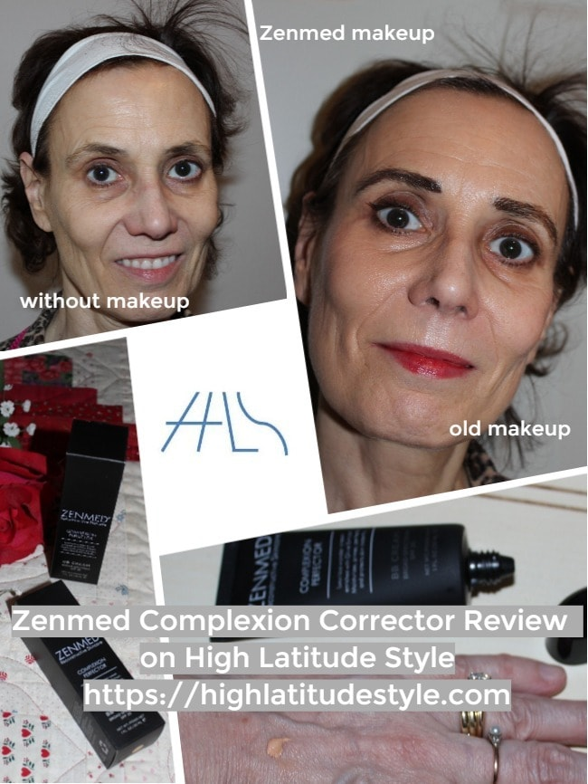 #beautyover50 Zenmed review story summary