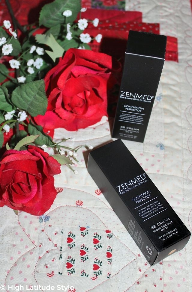 Zenmed 1 oz (30 ml) BB makeup packages in light shade