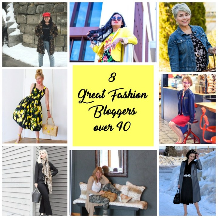 High Latitude featured as one of 8 great fashion bloggers over 40