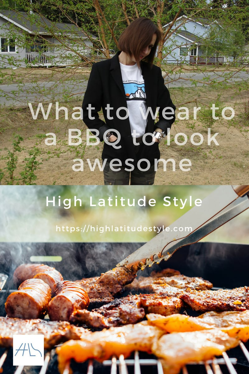 What to wear to a BBQ to look awesome
