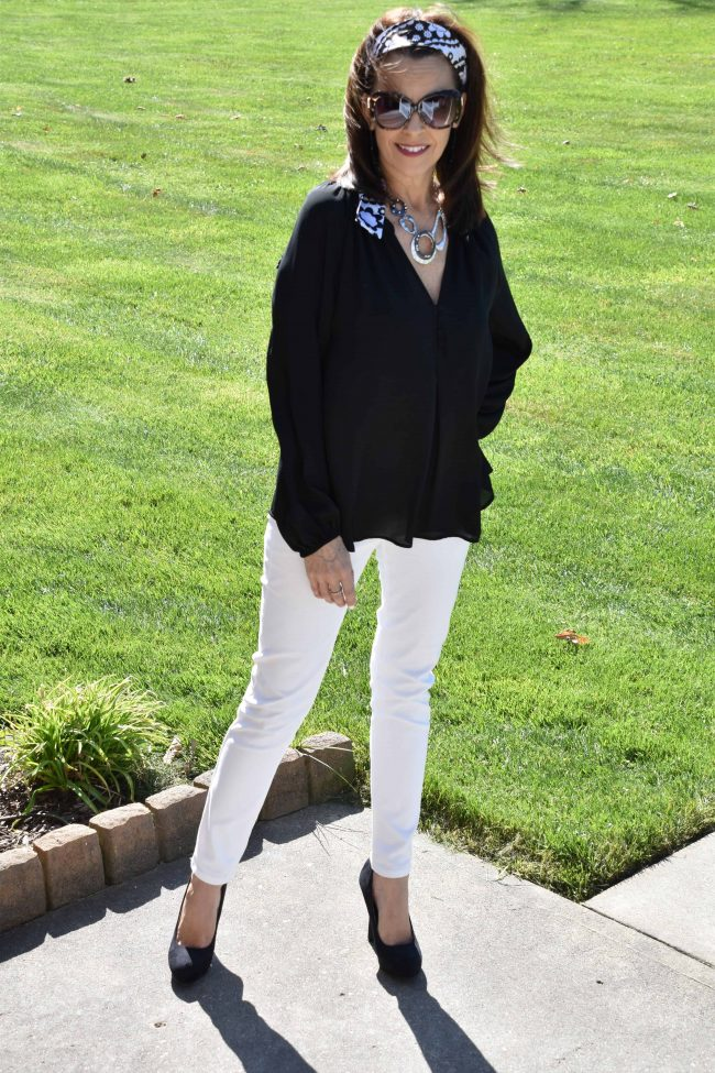 #linkup Top of the World OOTD Readers' Fav Susanne of Thompson Hill
