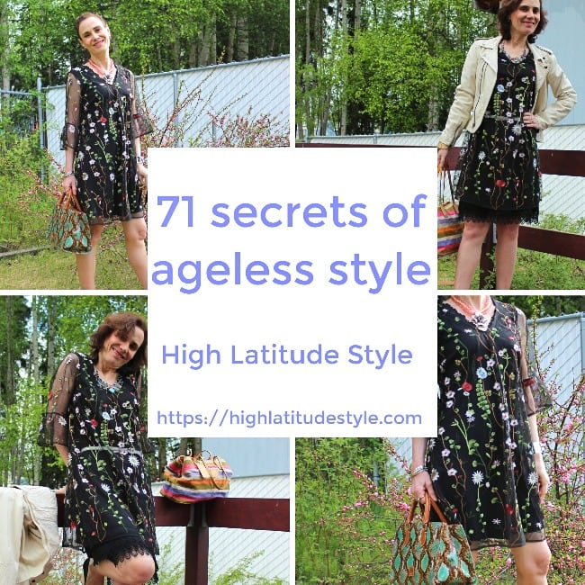 71 secrets to achieve ageless personal style