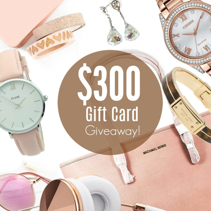 $300 contest and Michael Kors Love at My Gift Stop