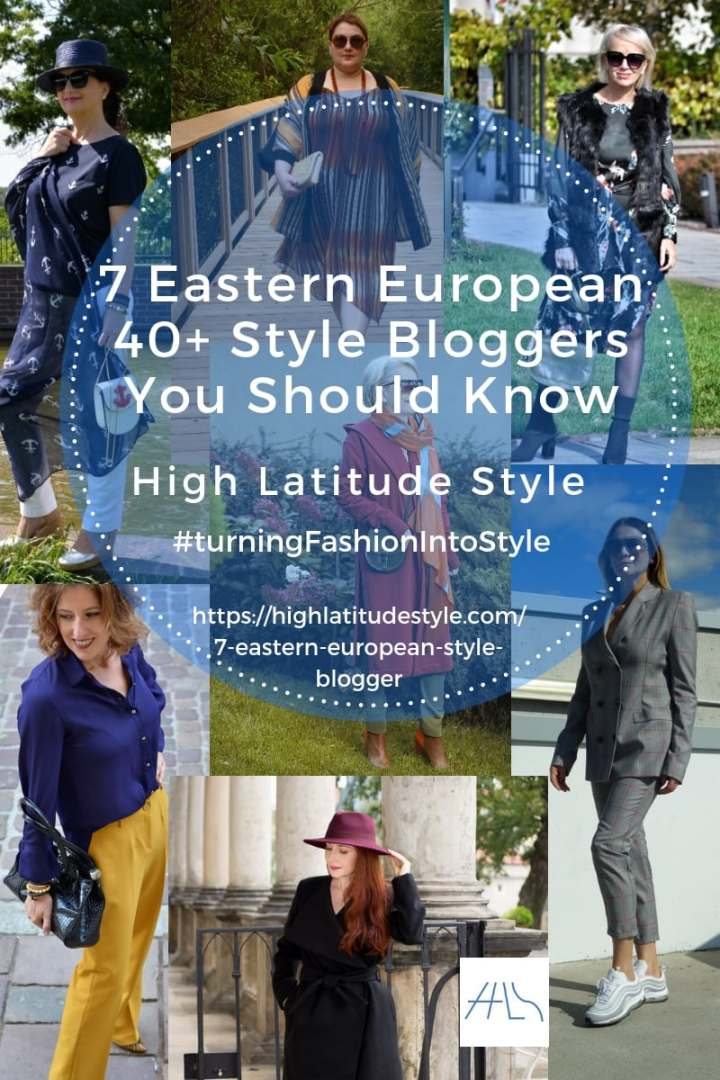 7 Eastern European Style Blogger You Should Know