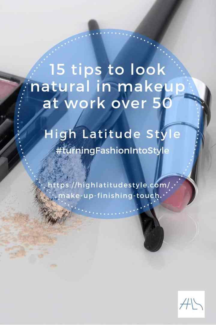 15 tips to look natural in makeup over 50 post banner