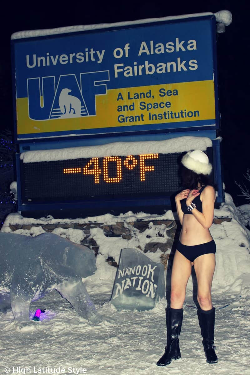 See why 40 below was great for a bikini look