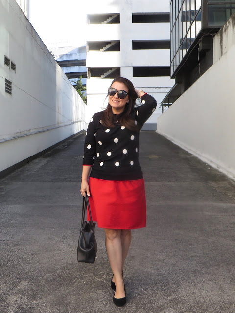 Top of the World Style Winner Lorena of My Everyday Wear
