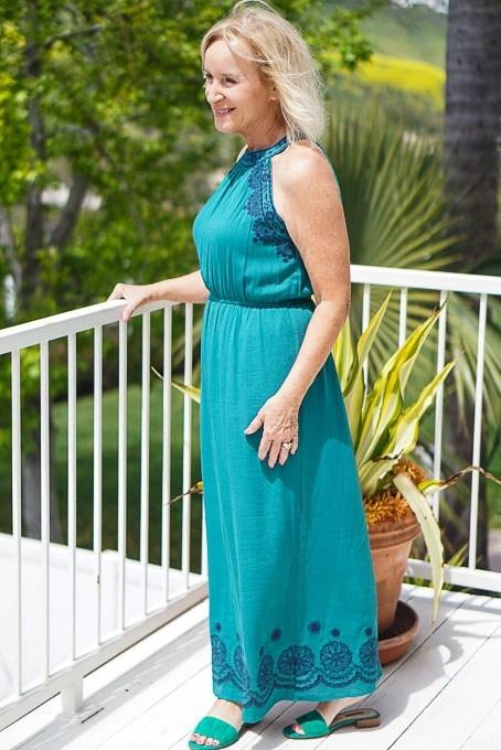 Top of the World Style Winner Darlene of Aquamarina Style