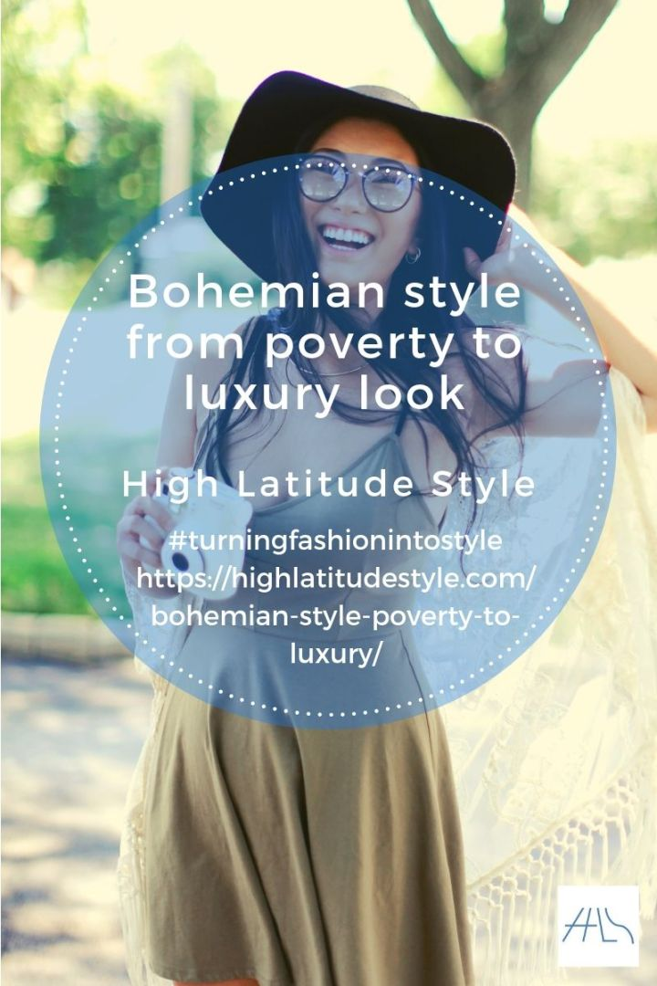 Bohemian Style from poverty to luxury