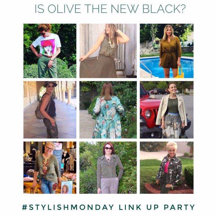 hostesses of Stylish Monday