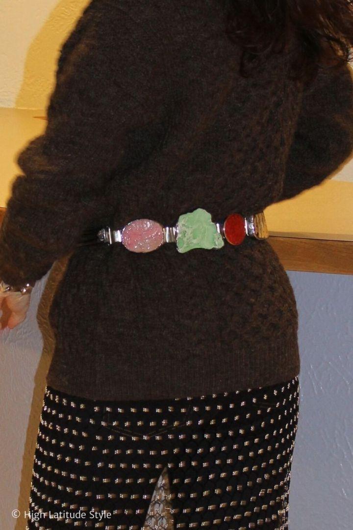 Rebecca Collins belt