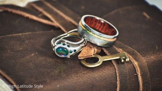 estate type of family heirloom jewelry