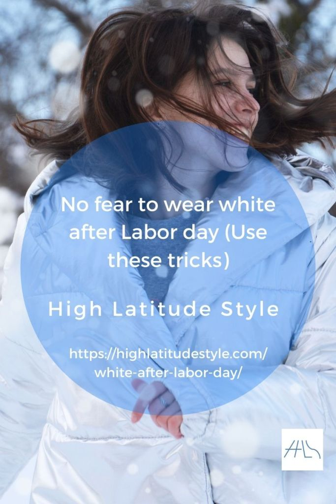 Best tricks how to wear white after Labor Day