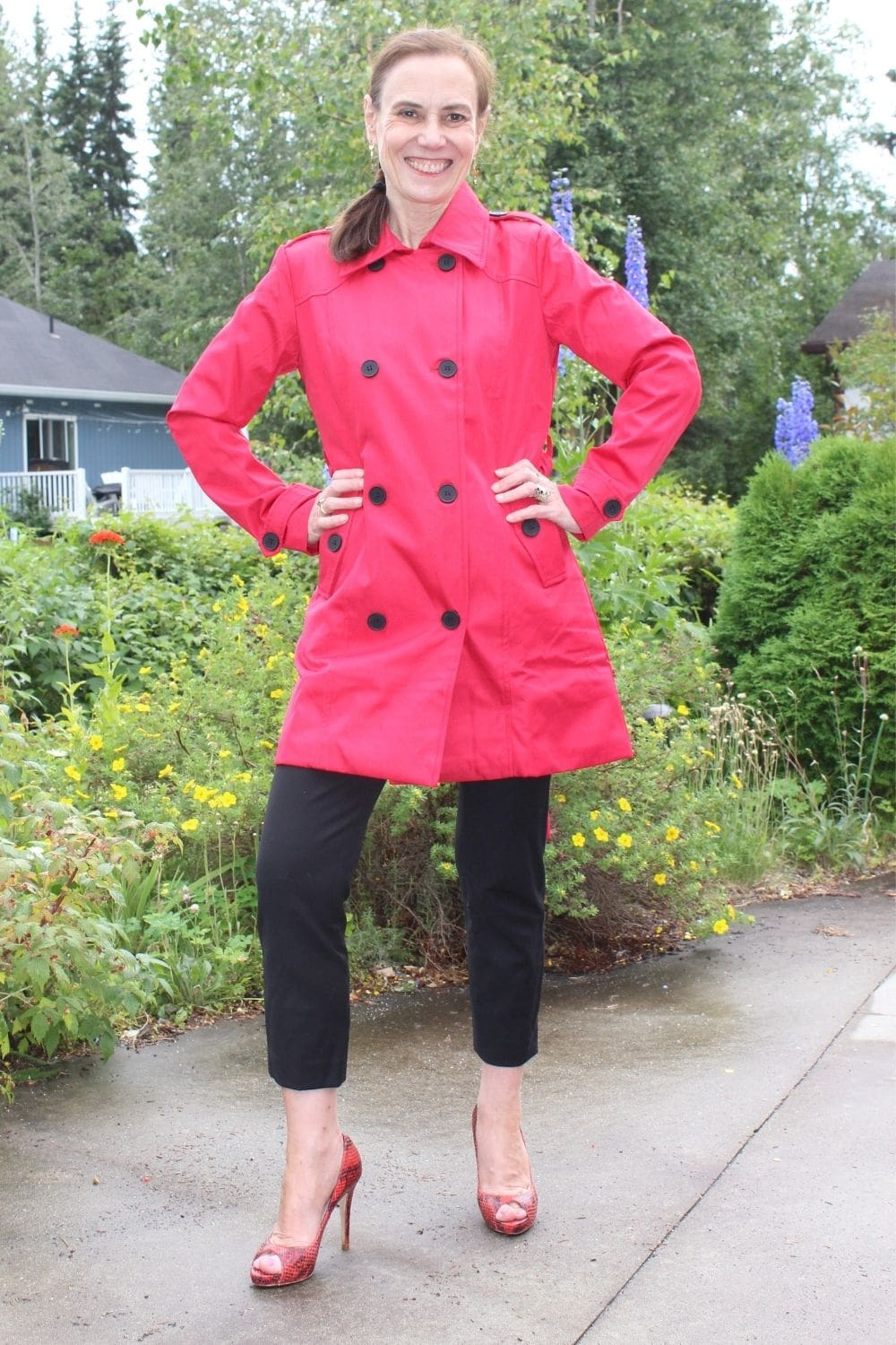 You are currently viewing Wantdo Women's Double-Breasted Trench Coat